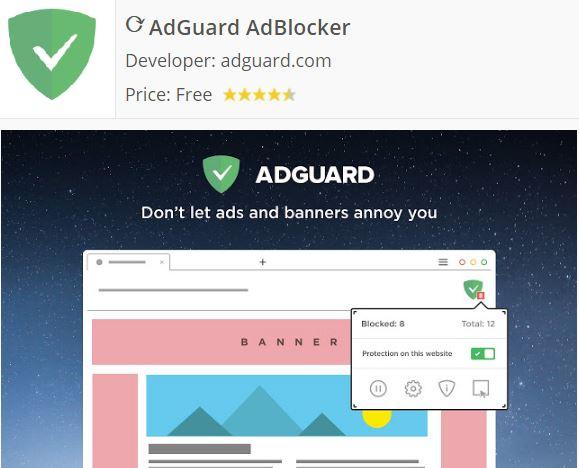 Best Adblock for Chrome