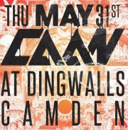 Caan live at Dingwalls Thursday 31 May