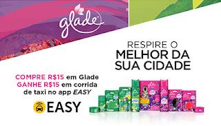 Promoção Glade 2017