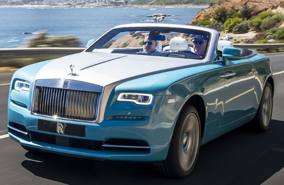 Rolls-Royce Fajar: $351.150