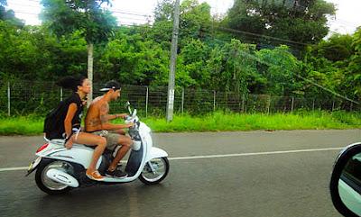 A trip in south Thailand