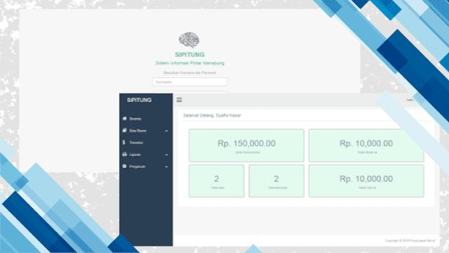 Sistem Informasi Tabungan Murid Sekolah Berbasis Web
