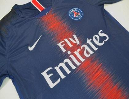 Camisa do PSG 2018