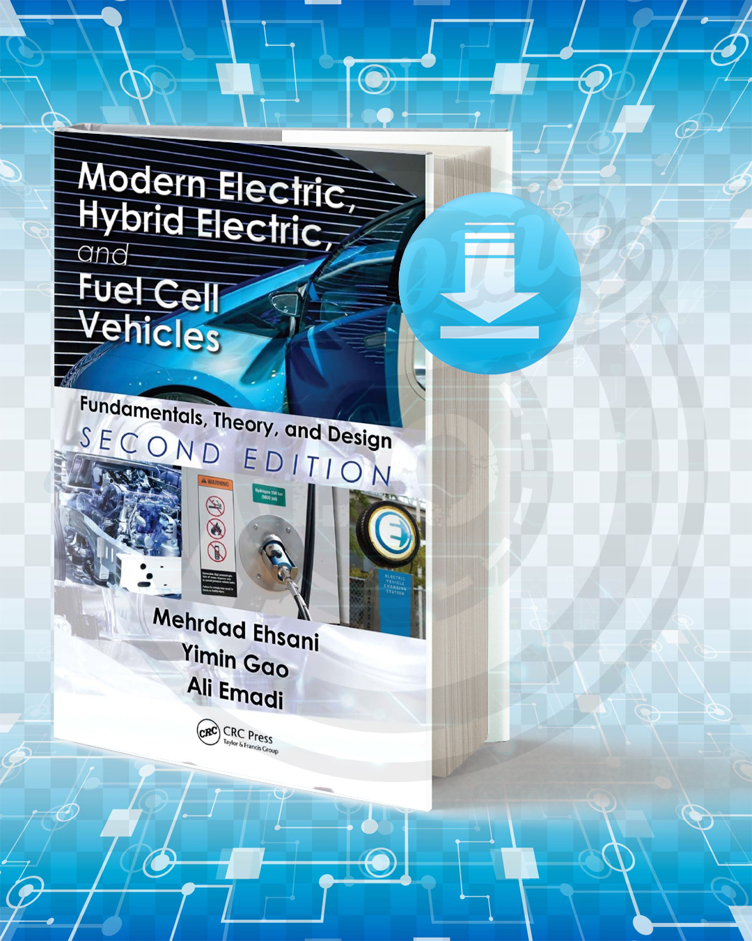 Free Book Modern Electric, Hybrid Electric, and Fuel Cell Vehicles pdf.
