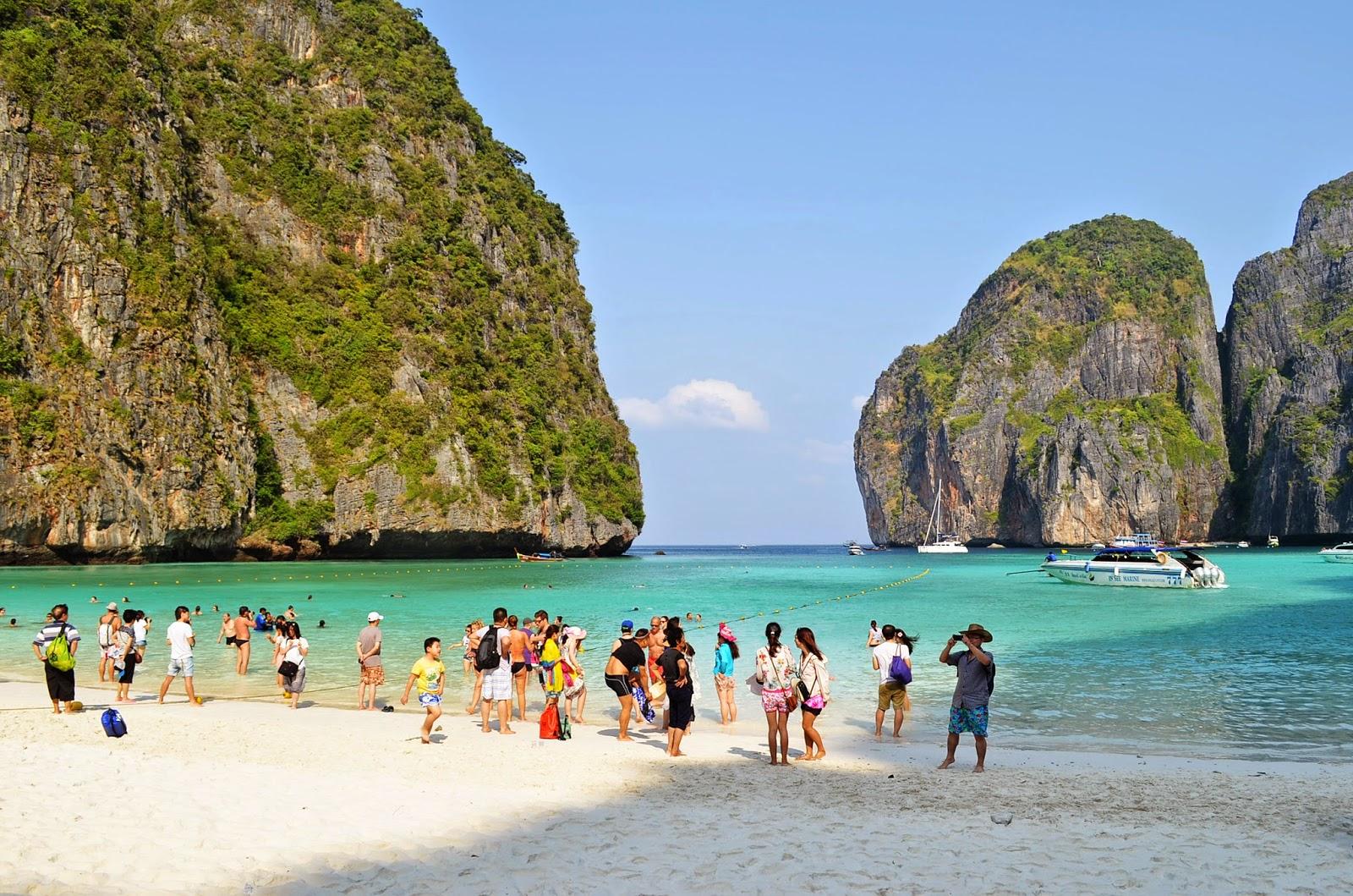Trip To Krabi, Thailand: Phi Phi Islands
