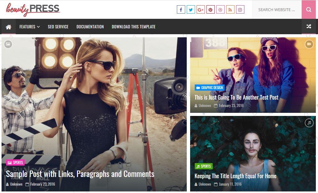 Beauty-Press-premium-version-responsive-blogger-template-free-download