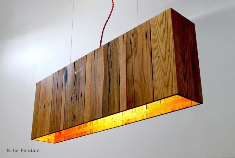 10 Expensive Ideas Of Wood Pallet Lamps Make Immediately