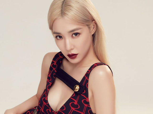 Tiffany Young 티파니 영 Magnetic Moon single comeback