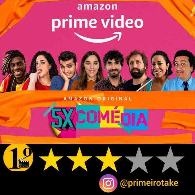 5x Comédia | Obra sai dos palcos e vira a primeira série brasileira original do Amazon Prime Video