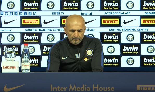 La conferenza stampa di Luciano Spalletti alla vigilia di Parma Inter