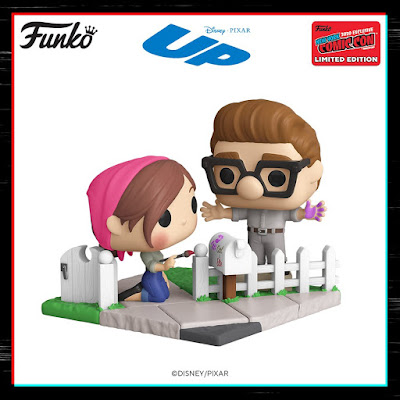 Funko's New York Comic Con 2020 Exclusives Part 1 – Disney, Star Wars, Harry Potter & More!