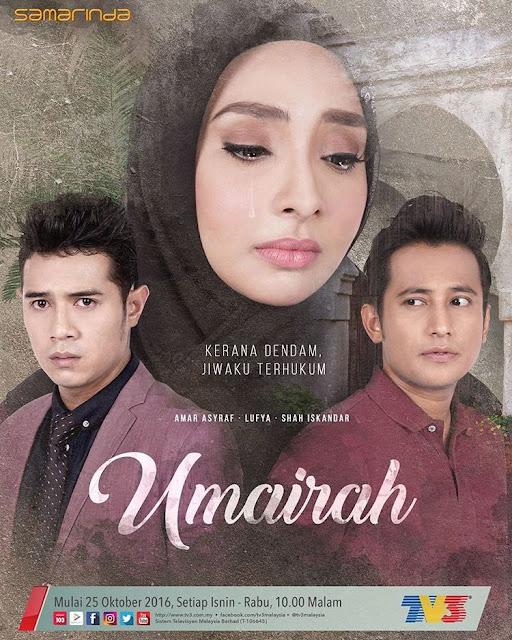 Drama Umairah Slot Samarinda TV3