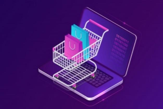 Shopping Cart Features Online Shop Website