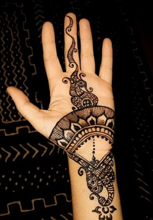 Best Henna Designs For Hands: Latest Fashion, Bollywood Fashoin, Fashion Style 2013