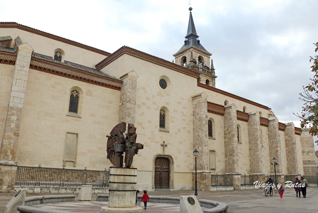 Alcalá de Henares, Catedral Magistral