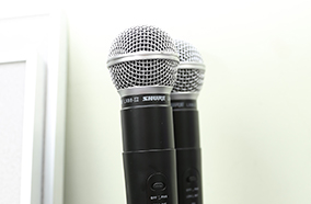 Micro Shure LX 88III
