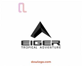 Logo Eiger Vector Format CDR, PNG