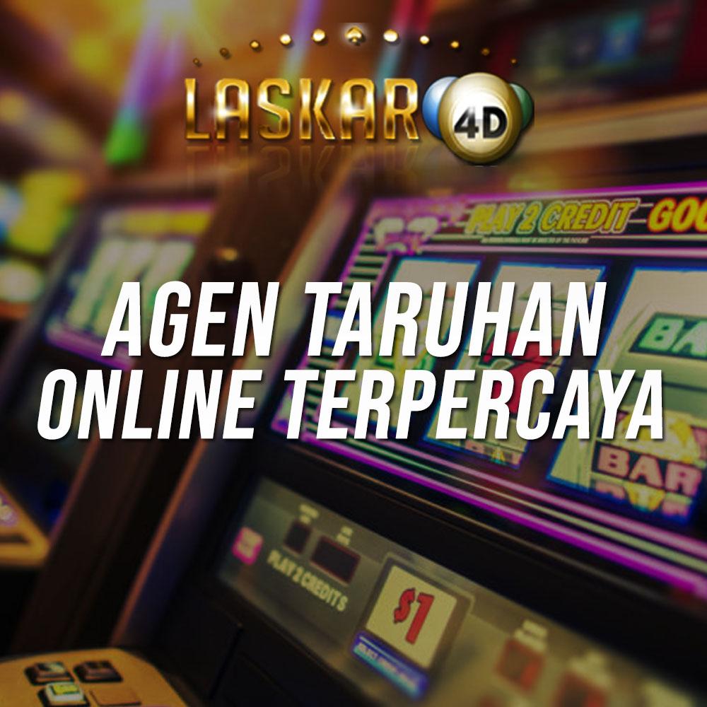 Laskar4D Agen Taruhan Online Terpercaya