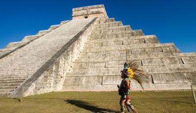 Sisa peradaban Maya