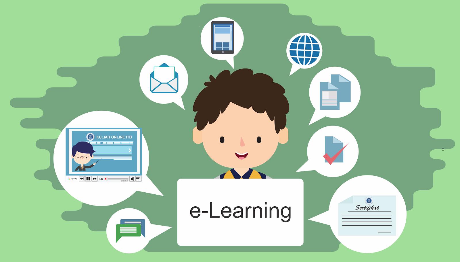 Mengapa e-learning dibutuhkan dalam pembelajaran saat ini ...