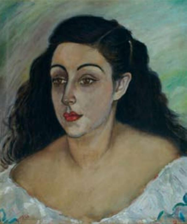 Retrato sin titulo, 1948