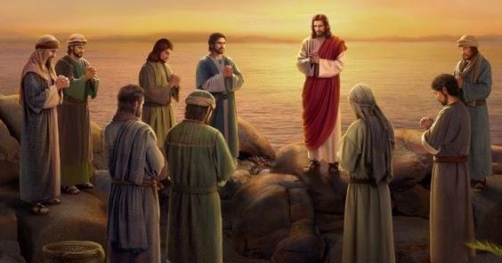 Costumes Bíblicos: Jesus como Mestre dos discípulos