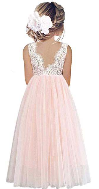 2Bunnies Party/Flower Girl Dress