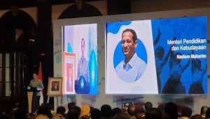 Mendikbud Nadiem Makarim resmi merubah format Ujian Nasional