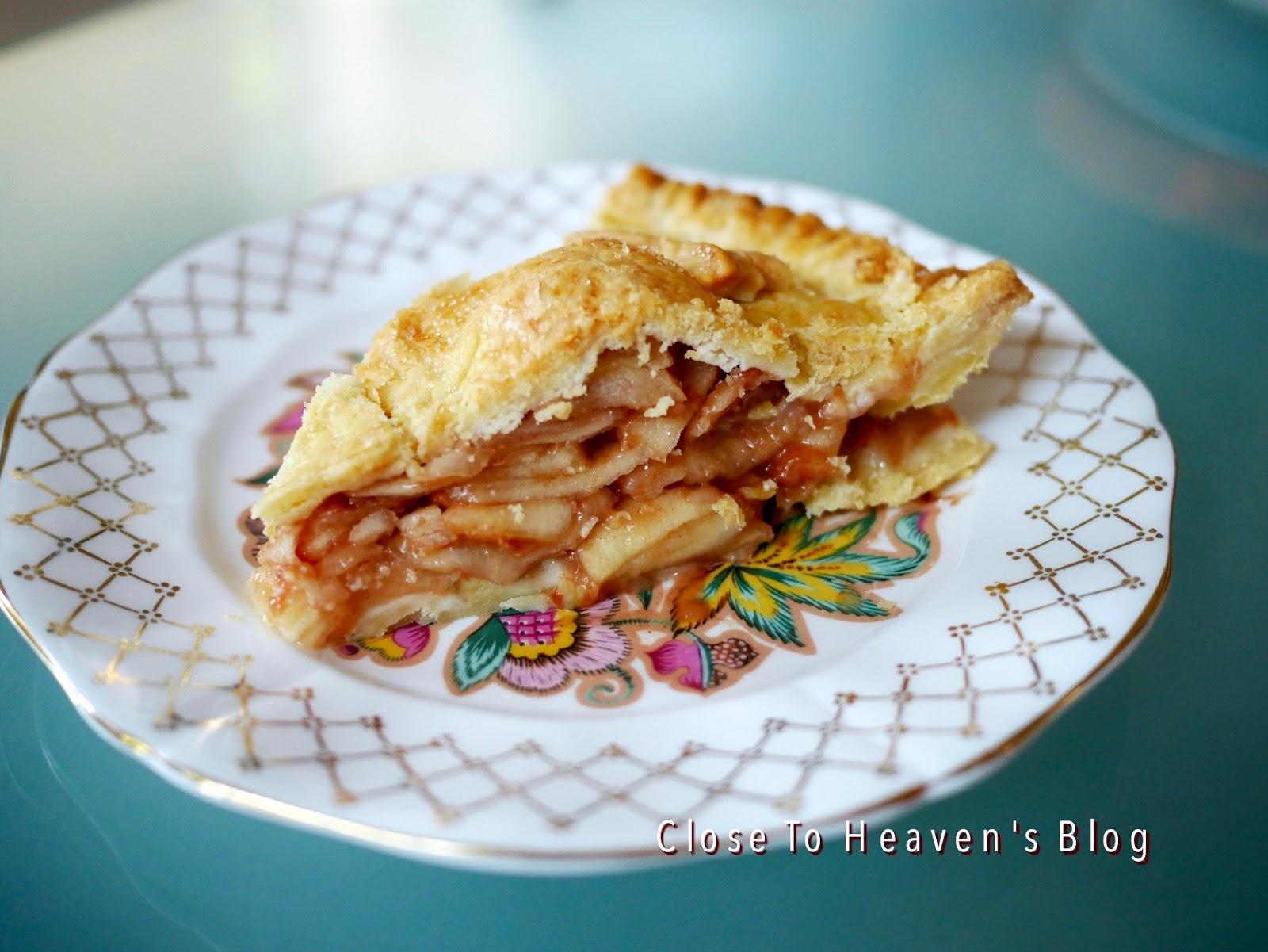 ... แป้งพาย Perfect (All-Butter) Pie Crust มาจาก