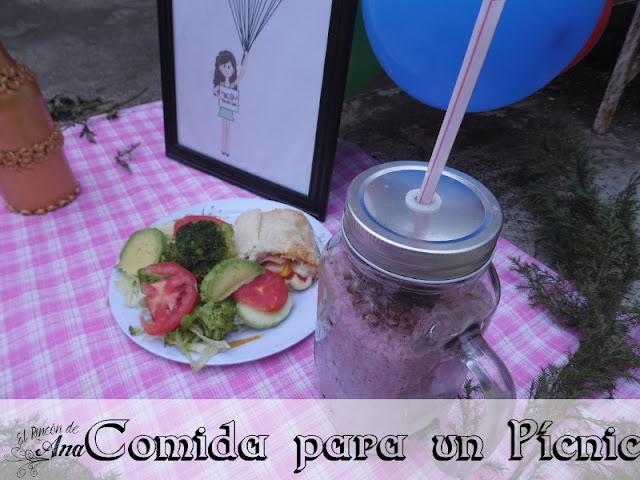 Comida para un Pícnic