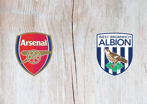 Arsenal vs West Bromwich Albion -Highlights 09 May 2021