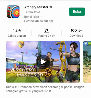 Game Archery Master 3D