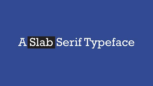 slab-serif-font