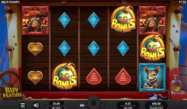 Main Gratis Slot Indonesia - Wild Chapo Relax Gaming
