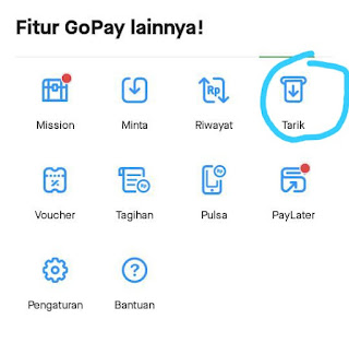 Transfer Gopay ke OVO dengan mudah