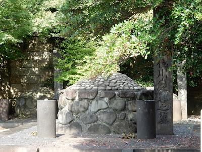 徳川慶喜の墓