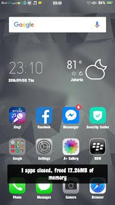 Download tema oppo a5s tembus semua aplikasi