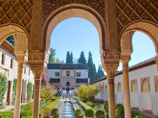 Alhambra, Istana Negeri Dongeng di Andalusia