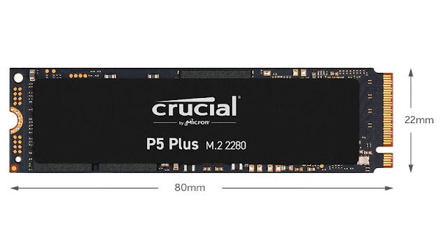 Crucial P5 Plus Review