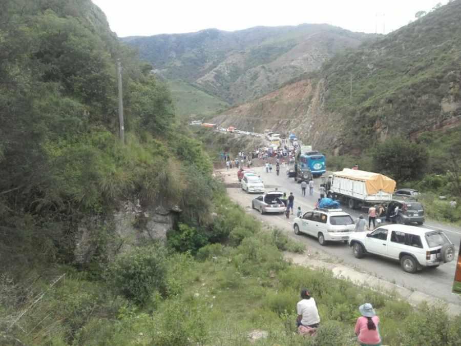 Bloqueo de carreteras podría iniciarse este lunes en todo el país / ARCHIVO AHORA DIGITAL