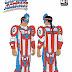 Marvel Comics apresenta novo Capitão América nativo americano
