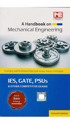 MADE EASY HANDBOOK FOR MECHANICAL ENGINEERING PDF