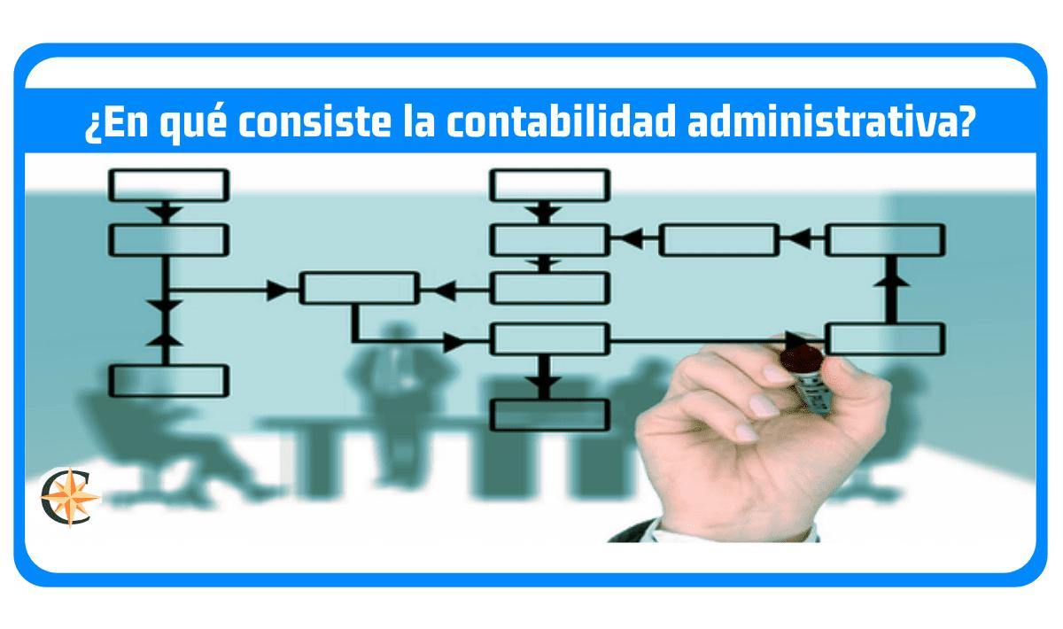 en que consiste la contabilidad administrativa