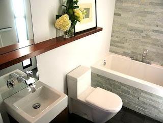 decoración baño pequeño
