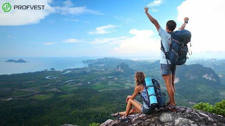 ТОП-10 экстремальных и красивых мест для похода