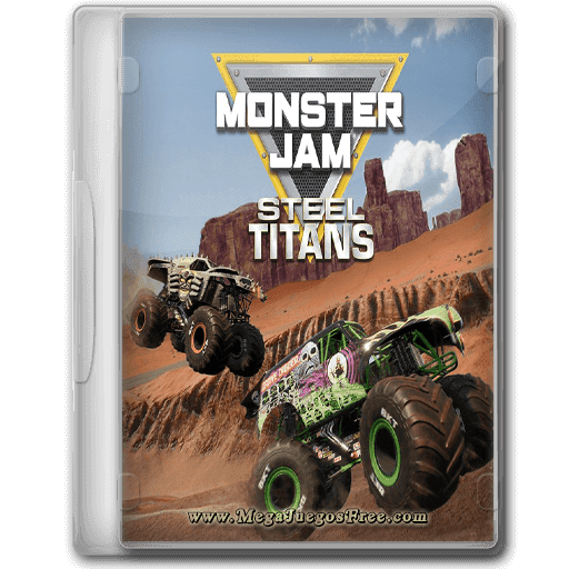 Descargar Monster Jam Steel Titan PC Full Español