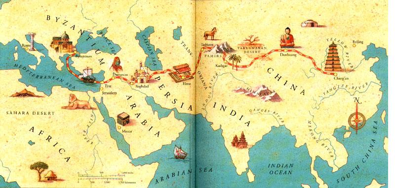 Jalur Sutra: China dan Dunia Islam, dari Niaga Hingga Politik