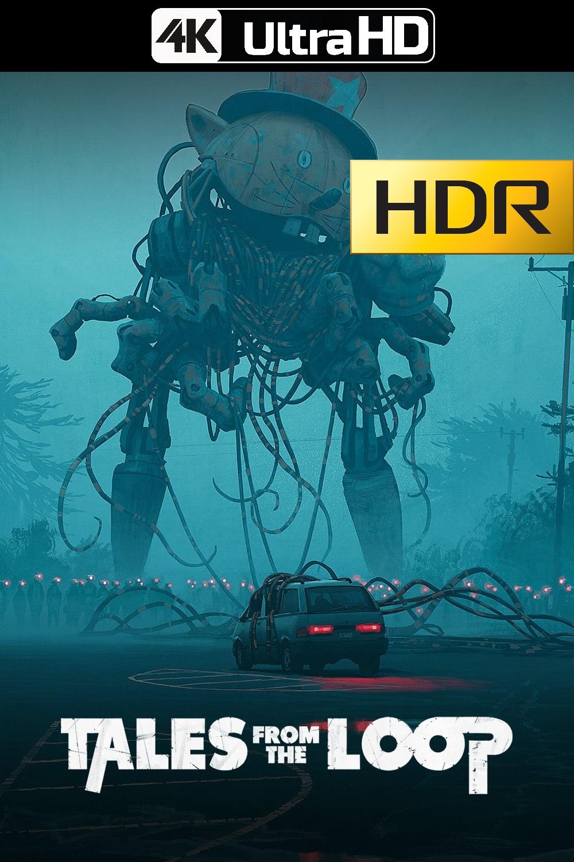 Tales from the Loop (2020) Temporada 01 AMZN Web-DL 4K UHD HDR Latino