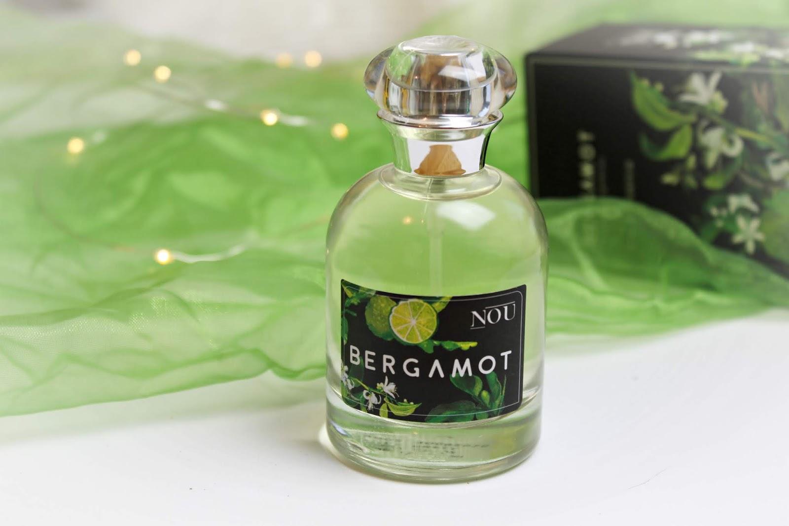 Cytrusowo-piżmowa woda perfumowana dla kobiet NOU Bergamot