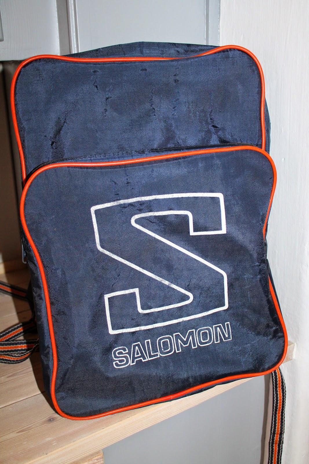 Finns bara en ryggsäck för skola  ... 370cd6c62d93f